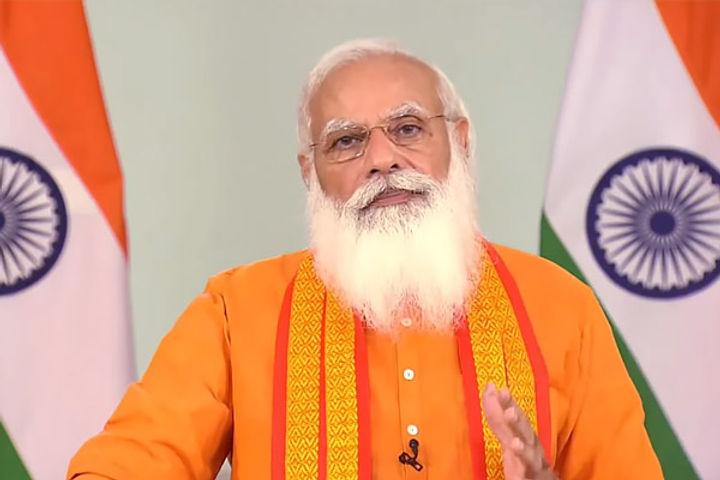 PM Modi announces launch of M Yoga app