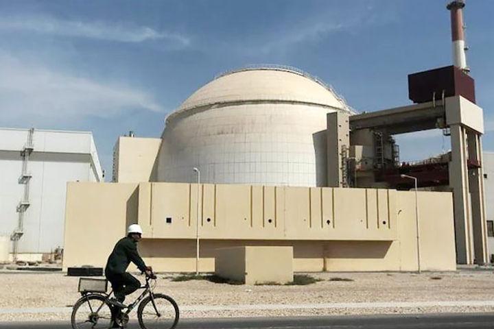 Iran's nuclear power plant shut down
