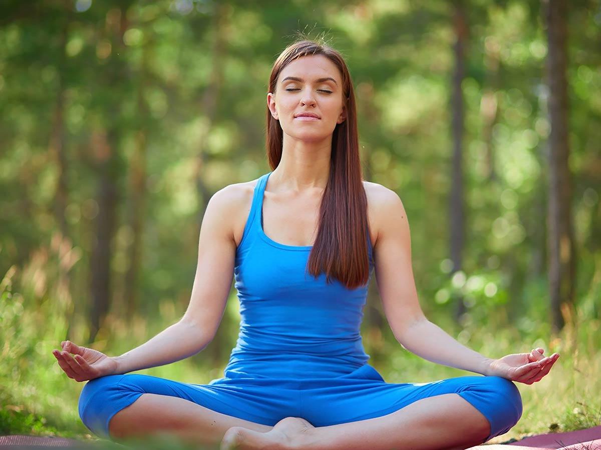 Padmasana, Lotus Position
