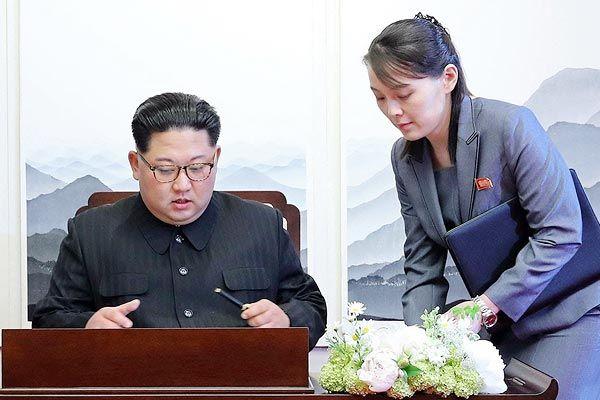 Kim Yo Jong on dialogue with US