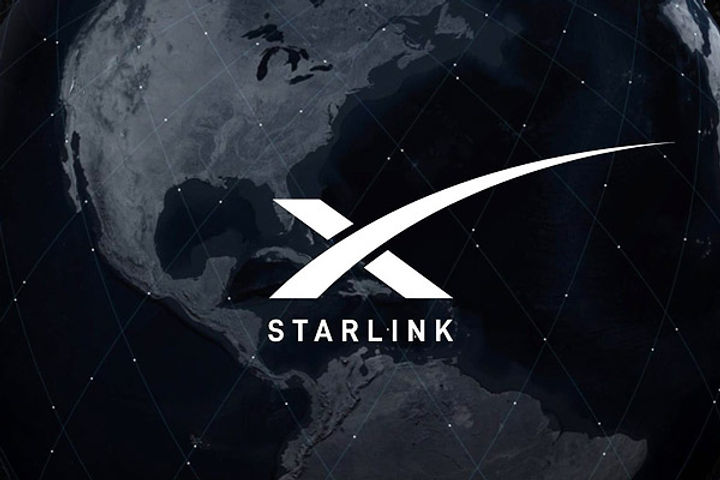 Global internet with Starlink
