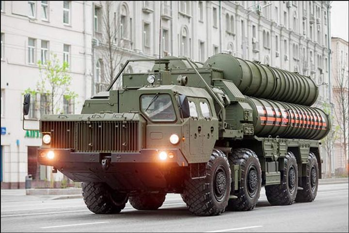 S-400 systems across LAC