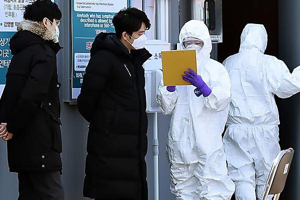 Covid outbreak in Shenzhen