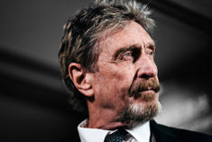 McAfee founder John McAfee commits suicide by hanging in prison