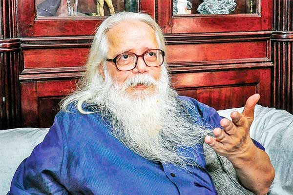 False espionage case FIR against Nambi Narayanan