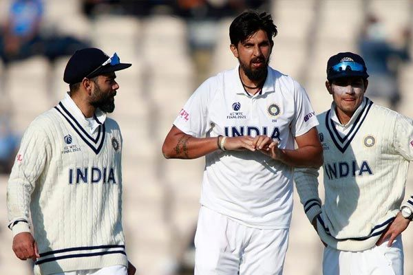 Ishant had injuries on two fingers, now surgery