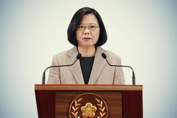 Taiwans President