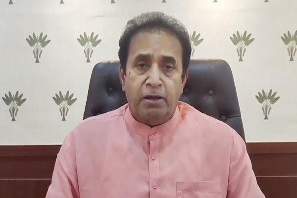 Anil Deshmukh PA arrested