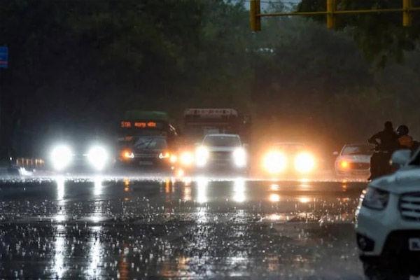 There will be rain in Bihar, Jharkhand, Chhattisgarh, Odisha including Northeast for the next 3 days