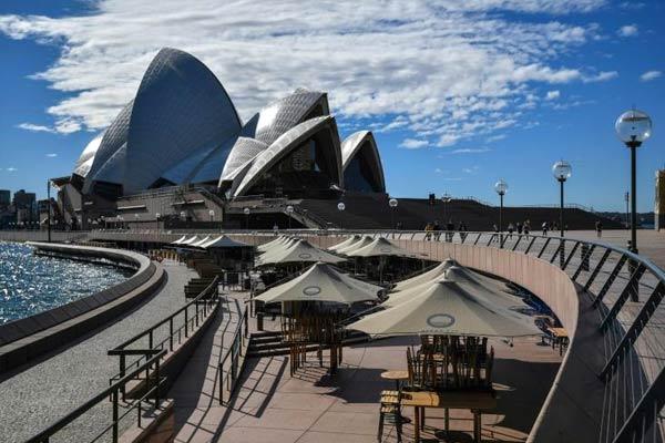 Lockdown in Sydney