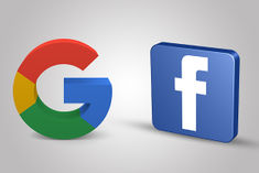Questions will be asked from Google Facebook today