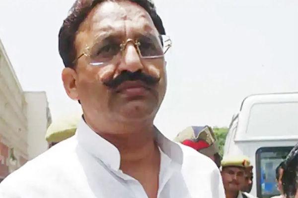 Money laundering case against Mukhtar Ansari