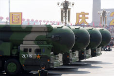 US calls report of China building more than 100 nuclear missile silos concerning
