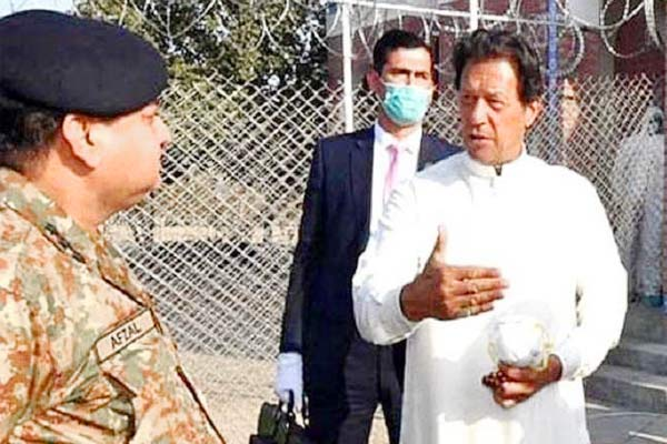 PM Imran Khan Blames India For The Blast In Lahore