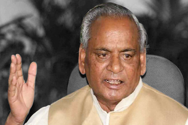 Kalyan Singh admitted to ICU in Lucknow