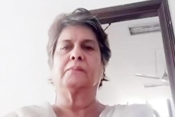 Wife of P Rangarajan Kumaramangalam murdered