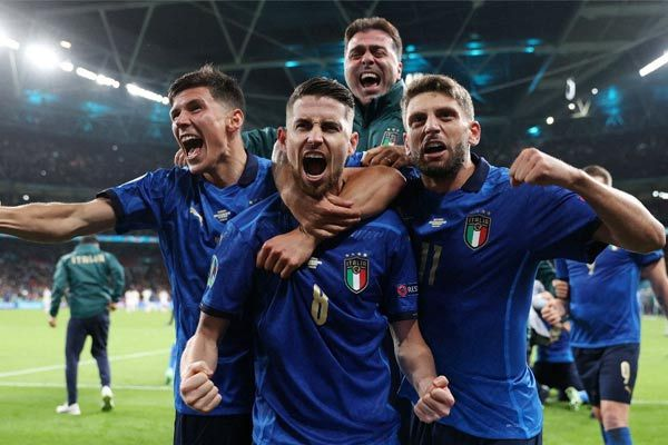 Italy reached the final of Euro Cup by defeating Spain