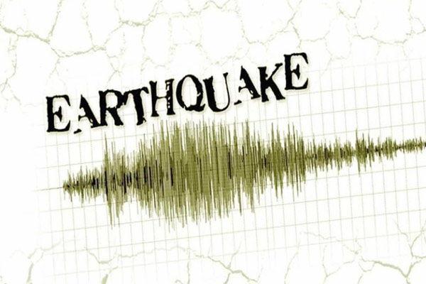 An earthquake of Richter scale hit Goalpara Assam