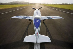 Rolls Royce Holdings all electric aircraft to fly soon