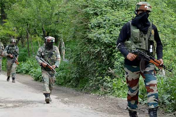 Five militants killed in 24 hours