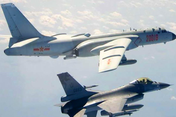 Taiwan expels Chinese fighter jets that entered the Air Defense Zone