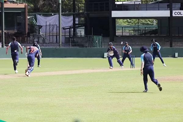Navdeep Saini dismissed Devdutt Padikkal in intra squad match, Sri Lanka Cricket Board shared video