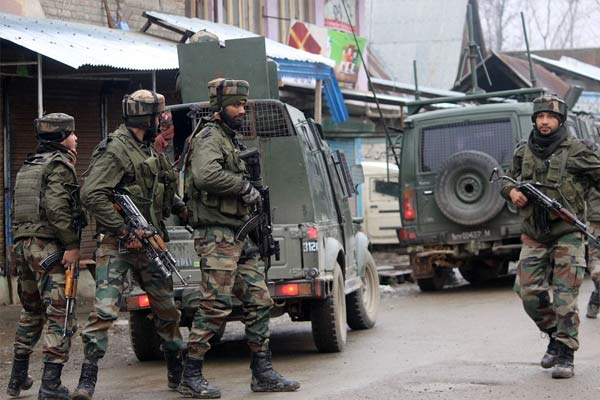 Over 200 terrorists ready to infiltrate across LoC