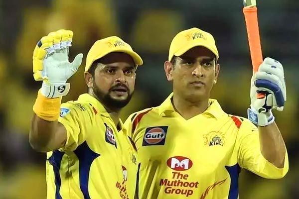 Raina announced If Dhoni does not play in IPL then I will also retire