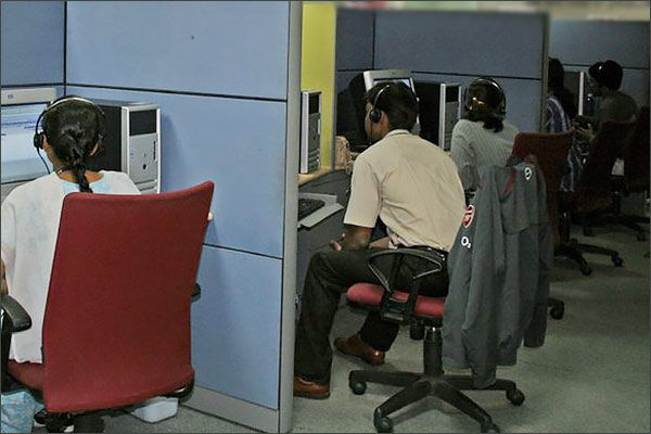 Fake call centre busted