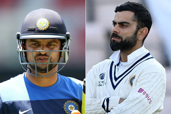 Suresh Raina On Virat Kohli Captaincy You Are Talking About ICC Trophy But He Has Not Even Won An IP