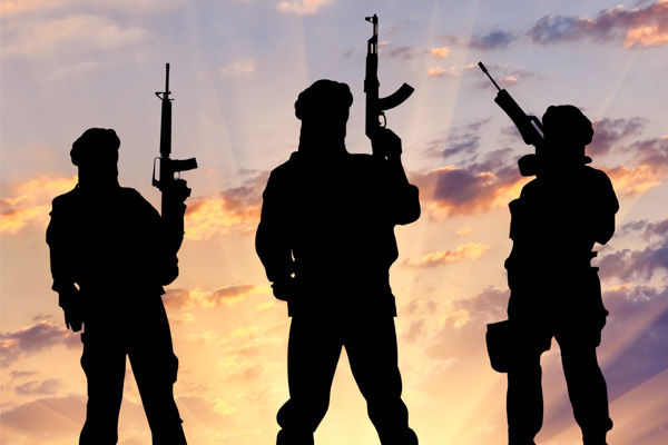 15 terrorists entered India