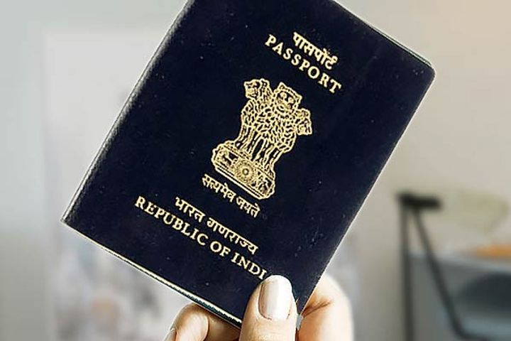 Official held for fake passports