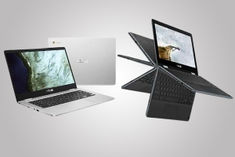 Asus introduces four new Chromebooks