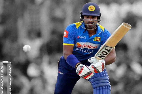 Kusal Perera out of T20 and ODI series against India due to shoulder injury