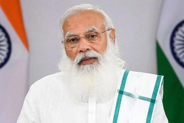 PM Modi speaks to CMs