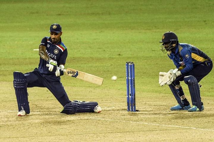 India beat Sri Lanka by 7 wickets in 1st ODI