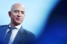 Amazon Founder Jeff Bezos Will Travel To Space With New Shepherd Today