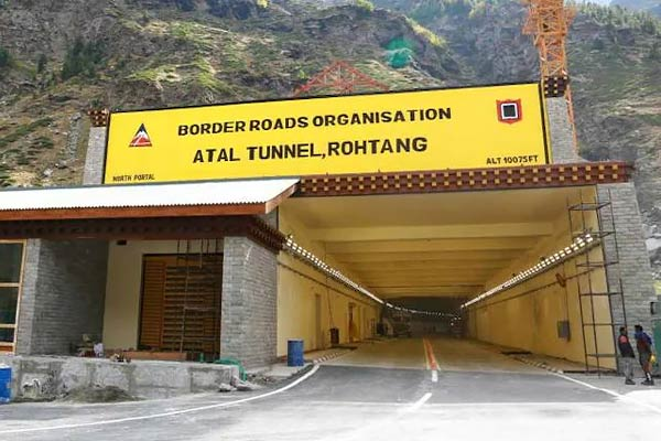 Tourism village in Rohtang
