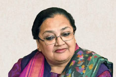Non bailable warrant against Salman Khurshid's wife