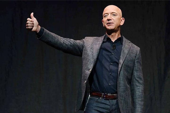 Jeff Bezos space trip statement