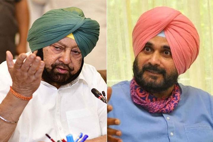 Tussle in Punjab Congress