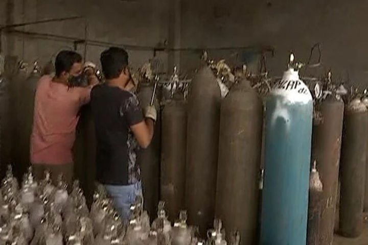 States react to no deaths due to oxygen shortage remark