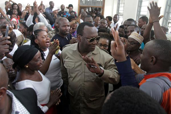 Tanzania opposition leader