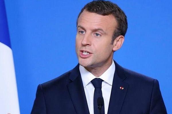 NSO on spying on Macron