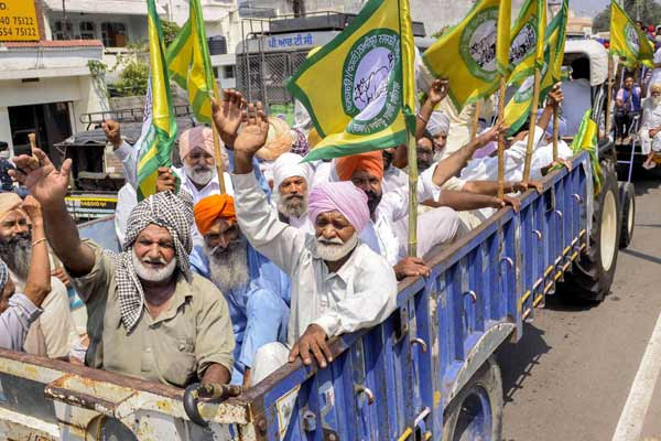 Farmers get permission to protest at Jantar Mantar, only 200 farmers will be able to attend