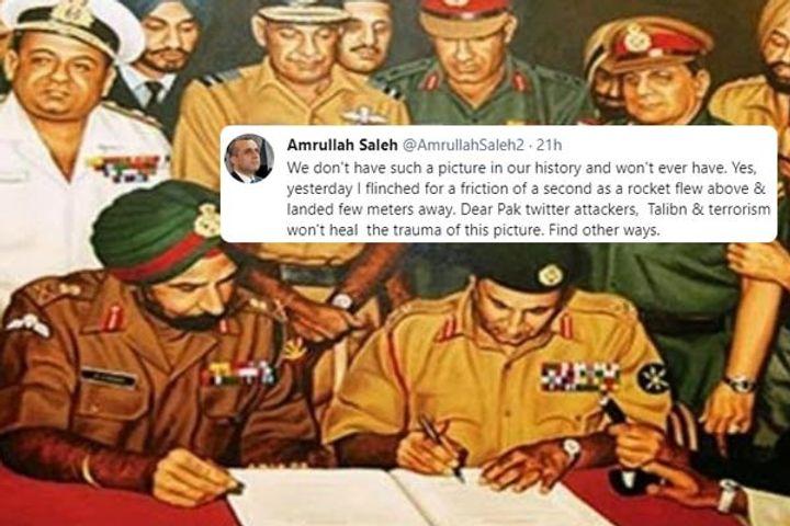 Amrullah Saleh slams Pakistani trolls