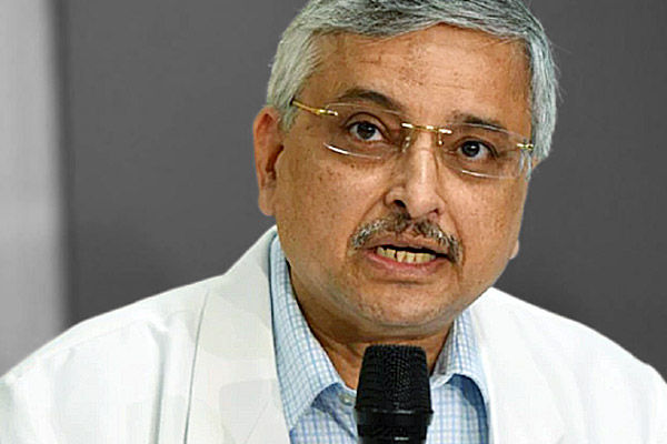 AIIMS Director on third wave of Covid-19
