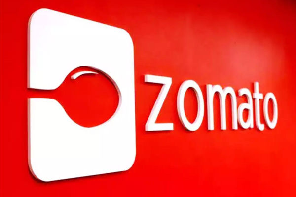 Zomato shares