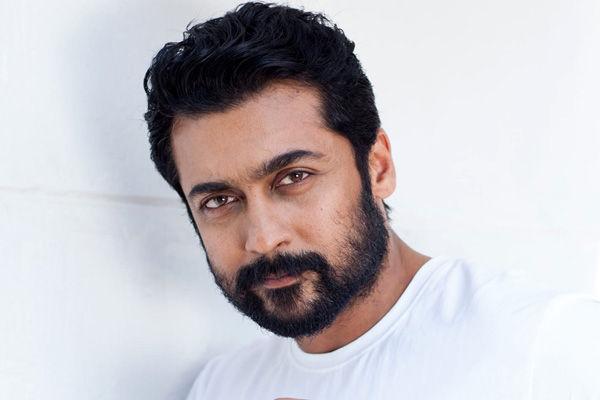 Tamil Actor Surya