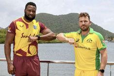 West Indies Australia second ODI postponed